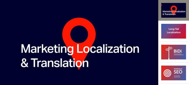 Machine Translation Video