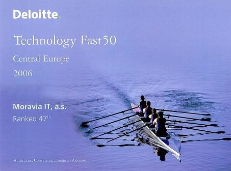Deloitte's Technology Fast 50 in Central Europe