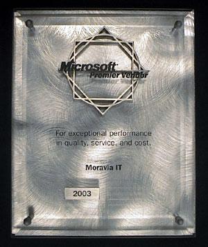 Micosoft Premier Vendor